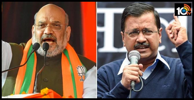 Its Arvind Kejriwal vs BJP As Delhi Votes For New Government Today