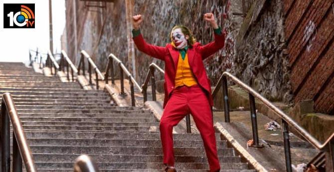 """Joaquin Phoenix wins best actor for """"Joker"""""""
