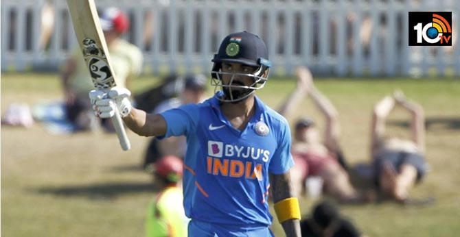 KL Rahul smacks his 4th ODI century at Bay Oval after India collapse
