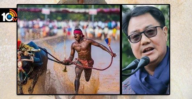 Kambala jockey Srinivasa Gowda declines Kiren Rijiju's invite