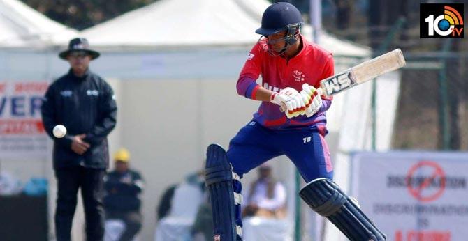 Kushal Malla Youngest Batsman To Score Half Century