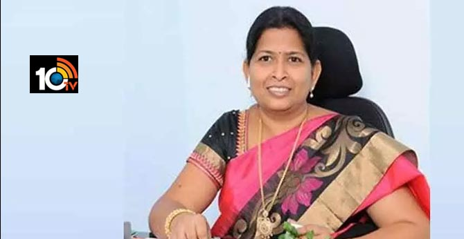 Man forged AP Minister taneti vanitha letterhead and signature for Assigned Lands
