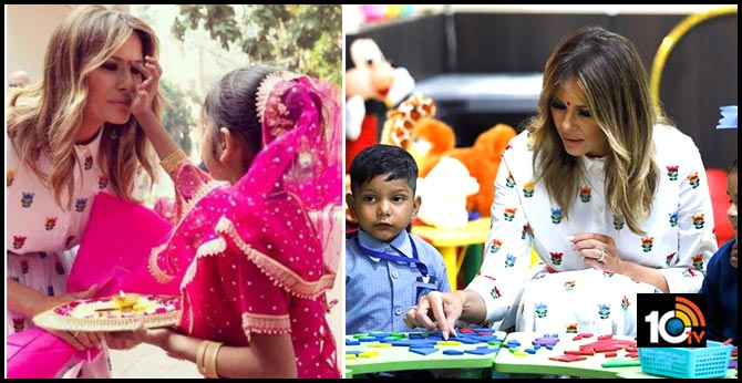 Melania Trump in awe with her recent India trip, posts 'unforgettable' moments: In pics