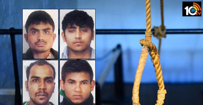 New Death Warrant issued for Nirbhaya convicts, to be hanged on March 3