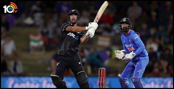 INDvsNZ: New Zealand won by 5 wkts