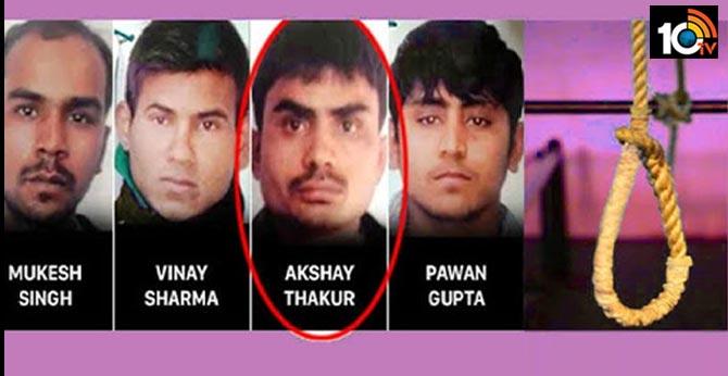 Nirbhaya Case Akshay Kumar Singh Moves