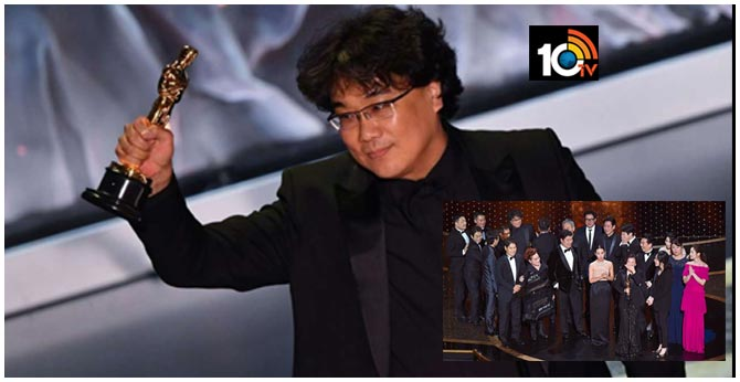 Oscars: Bong Joon Ho's 'Parasite' Makes History Winning South Korea's First Oscars