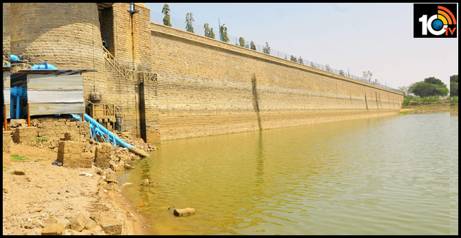 Osmansagar can meet water needs of 47 crore people for a year
