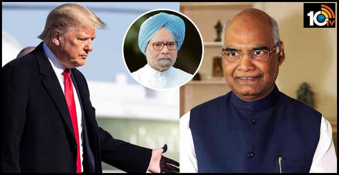 ormer PM Manmohan Singh To Skip Banquet For Donald Trump Tomorrow