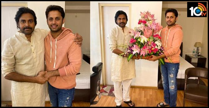 Power Star Pawan Kalyan Congratulates Bheeshma Movie Team