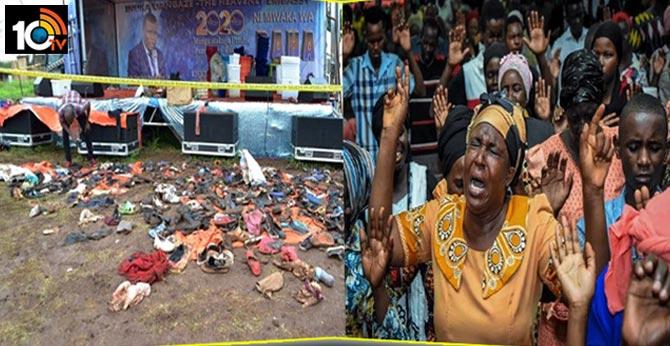 Preacher Arrested After Tanzania Church Stampede Kills at Least 20