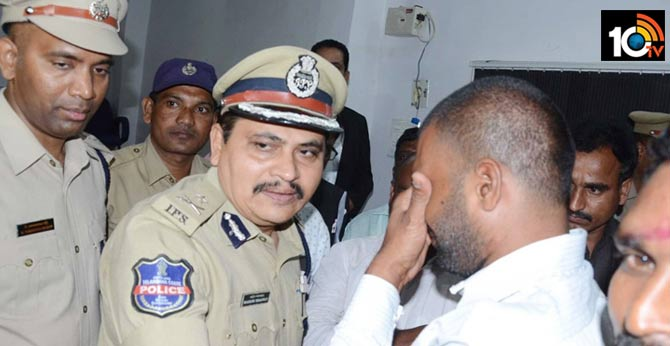 Rachakonda police commissioner who conducted the mock trial without threatening witnesses