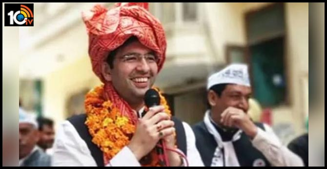 Raghav Chadha, AAP's Delhi Candidate, Flooded By Marriage Proposals
