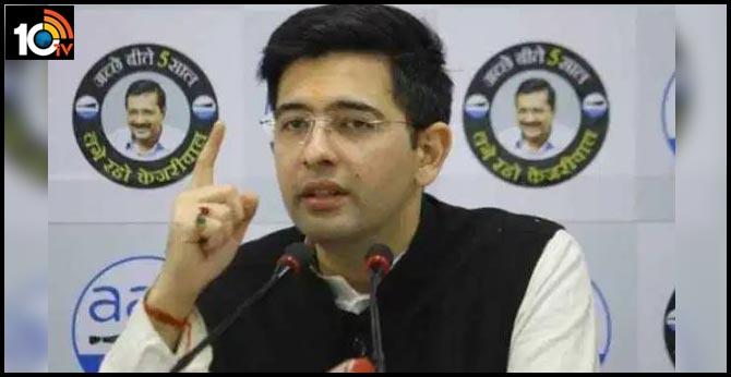 Raghav Chadha as Delhi finance minister? AAP's new MLA in CM Arvind kejriwal cabinet