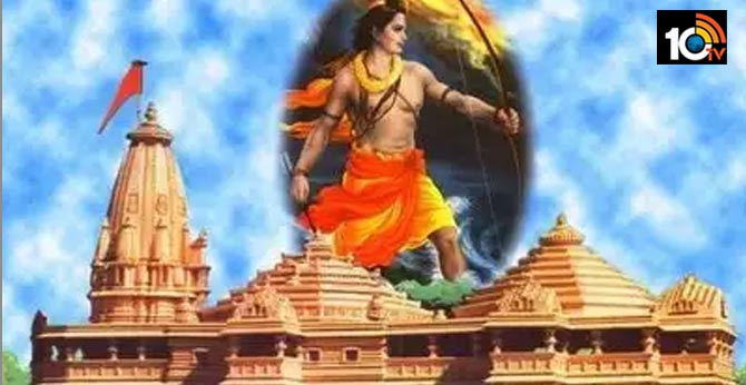 Ramalayam is built on the tombs of Muslim ram temple in ayodhya has graves muslim lawyer letter