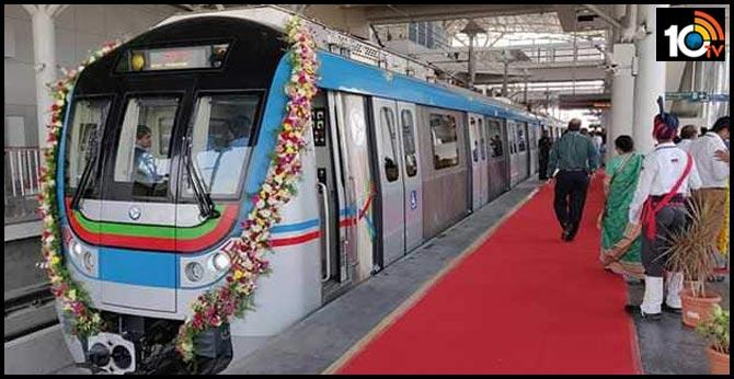 Rayadurgam, lakdikapool to hyderabad airport metro rail expansion plans ready
