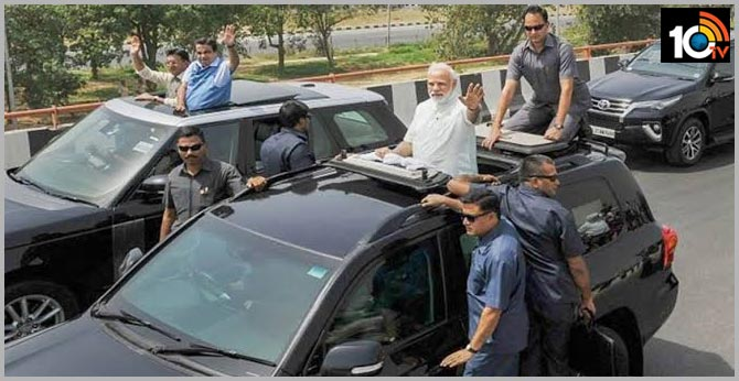 SPG Protection For PM Modi Now Has A Budget Of Nearly Rs 600 Crore