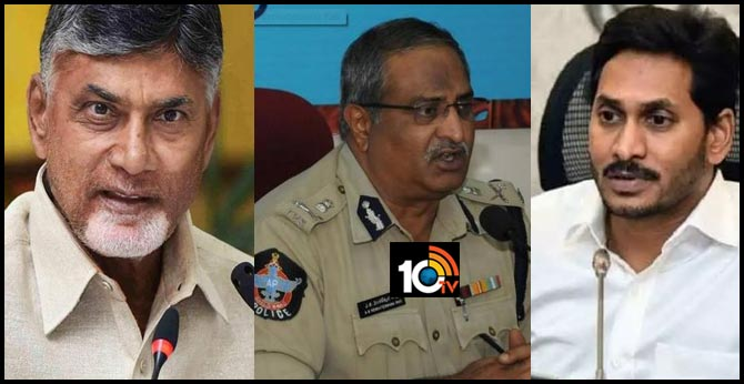 Senior IPS officer A.B. Venkateshwara Rao suspended in A.P