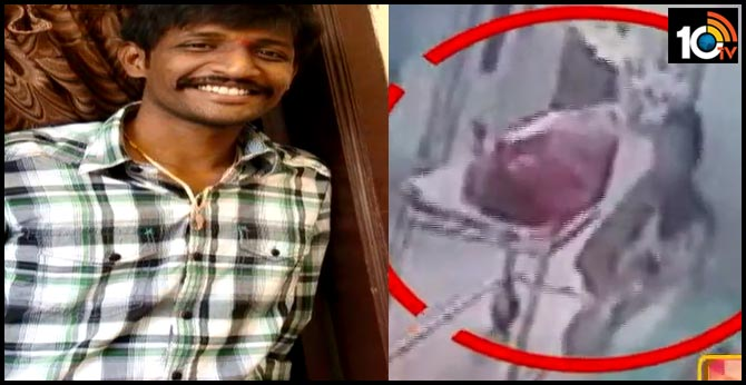 Son in law Murdered dauthter with tablet in madanpalle