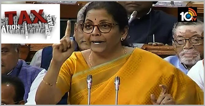 Spend more money, pay low tax, says FM Nirmala Sitaraman