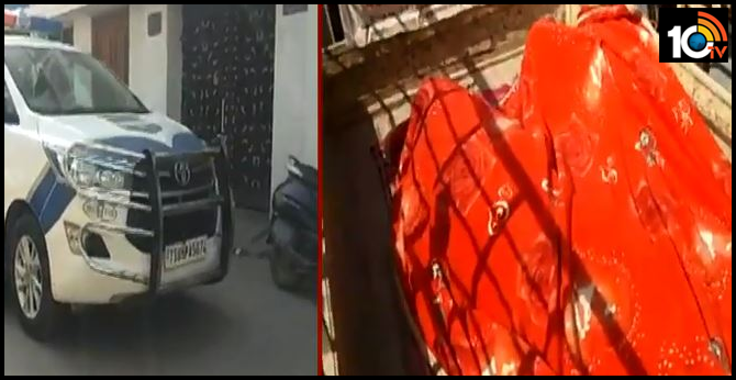 Sun In Law.. Murders Mother and Daughter in the Chandrayana Gutta area of Hyderabad