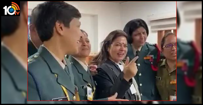 Supreme Court On Allowing Women To Command Army Units