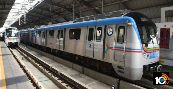 TS CM KCR to Launch Hyderabad JBS to MGBS Metro Rail Service Today