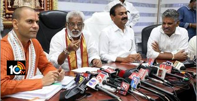TTD to construct Lord Venkateswara temples at Varanasi and Jammu