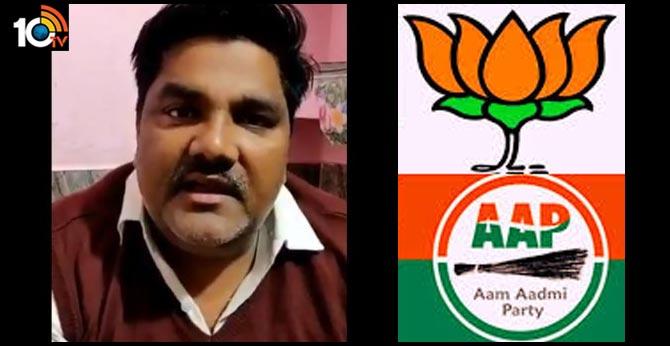 Tahir Hussain in center of AAP vs. BJP