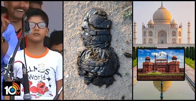 Na hota Taj Mahal, duniya ko gau dikhate?: Young boy raises azaadi slogans at Kanhaiya Kumar's rally [Watch]