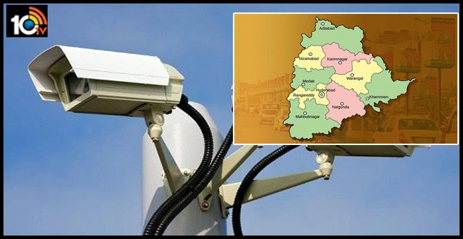 Telangana has highest number of CCTV cameras, 64 per cent of total in India