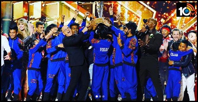 Mumbai dance crew V Unbeatable wins 'America's Got Talent: The Champions'