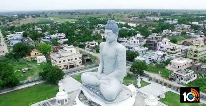 The eight villages of Amaravati are merged into the Tadepalli Municipality
