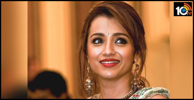 Producers Lash Out at Trisha For Skipping Promotions