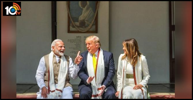Trump and his entourage fail to eat anything from special vegetarian menu prepared for them on India trip