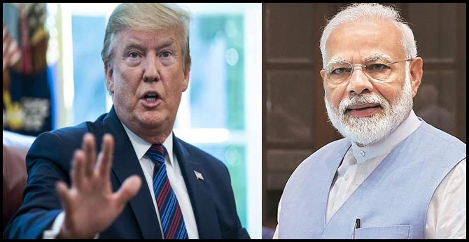 Trump says big India trade deal on but maybe not on this trip