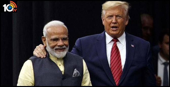 100 crores expenditure for Trump's 3-hour tour in india