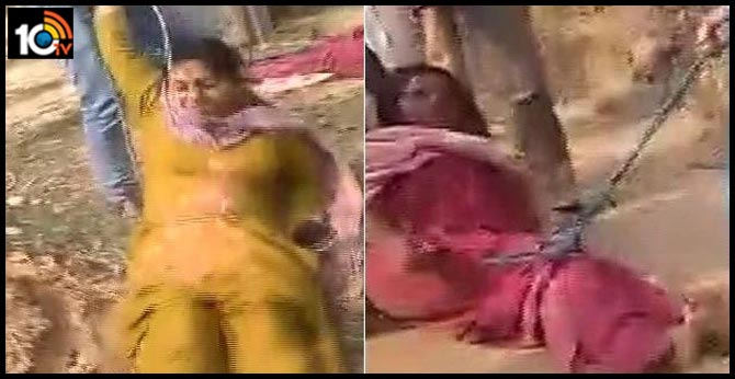 Two sisters allegedly beaten up by TMC leader for protesting against land encroachment