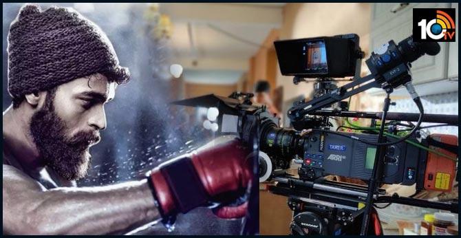 Varun Tej New Movie Regular Shooting Begins