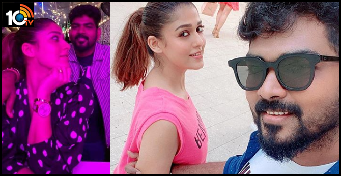 Vignesh Shivan and Nayanthara celebrate 5th year anniversary on Valentine's Day
