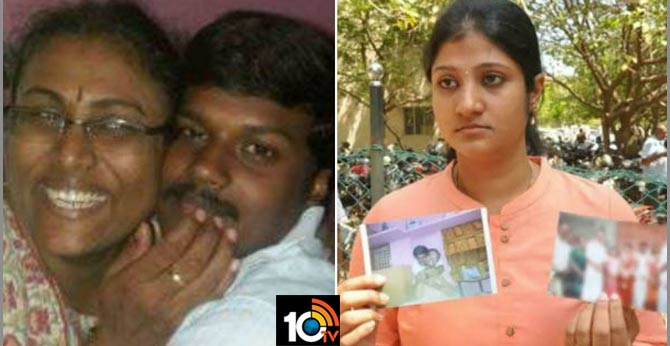 adayur based woman filed a complaint against her husband DMK leader for illegal affair