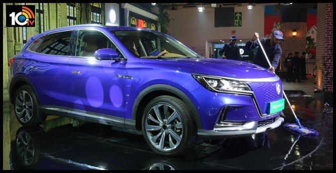 auto expo 2020  electric vehicles
