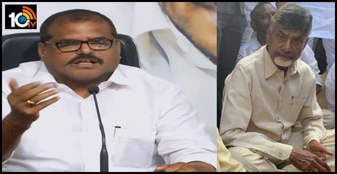 ap minister botsa satyanarayana sensational comments on chandrababu