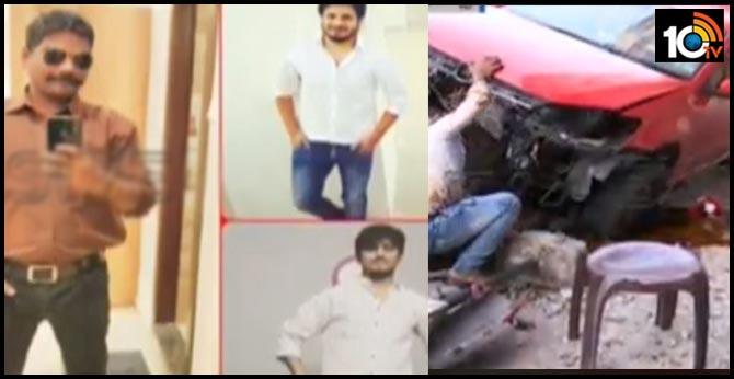 car accidents create terror in hyderabad