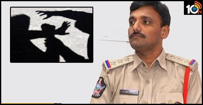 nagarampalem ci venkat reddy suspends for illegal affair with woman in guntur district