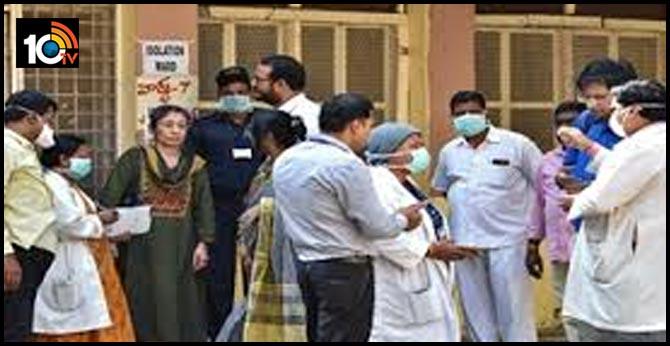 9 corona virus suspects in Hyderabad