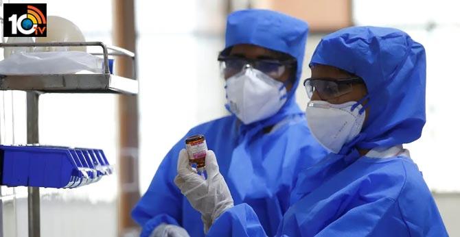 coronavirus vaccine starts animal..rates trials