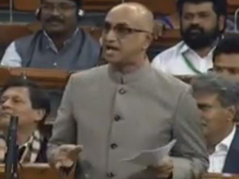 No state has 3 capitals in the country : MP Galla Jayadev