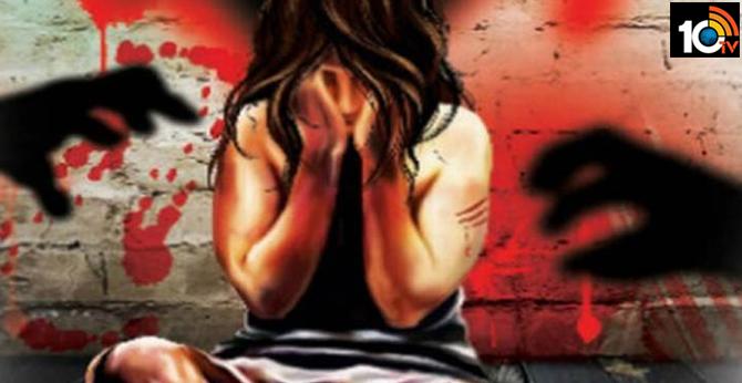 gang rape in mangalagiri