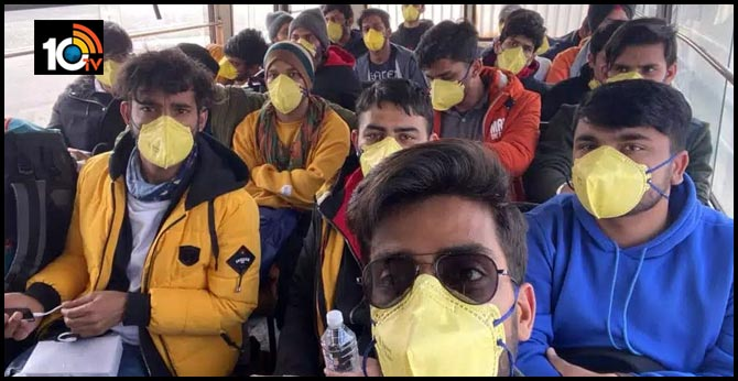 Why Indian medical students go to Wuhan in China?